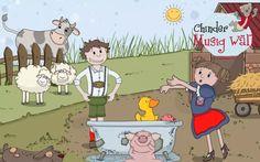 Neu in der «ChinderMusigWält»:  Der Schweizer-Klassiker  «Es Buurebüebli» 👨🌾🐄🐷🐑  Schauen Sie sich das Video an und singen Sie mit! ⠀⠀⠀⠀⠀⠀⠀⠀⠀ #swissmom #chindermusigwält #buurebüebli #sing Family Guy, Guys, Fictional Characters, Swiss Guard, Jokes, Boyfriends, Fantasy Characters, Men, Boys