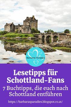 Entdeckt auf meinem Blog tolle Bücher, die in Schottland spielen! Viel Spaß beim Stöbern!