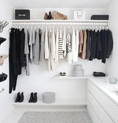 You are lucky enough to have a walk-in closet in your home. It is because this type of closet is … Wardrobe Drawers, Wardrobe Furniture, Wardrobe Storage, Wardrobe Closet, Closet Bedroom, Walk In Closet, Single Wardrobe, Small Wardrobe, Sliding Wardrobe