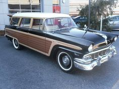 1956 Ford Country Squire Maintenance/restoration of old/vintage vehicles: the material for new cogs/casters/gears/pads could be cast polyamide which I (Cast polyamide) can produce. My contact: tatjana.alic@windowslive.com