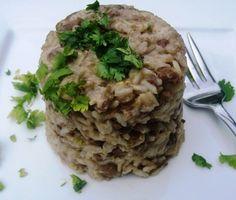 Rice with Coconut and Lentils (Arroz con Coco y Lentejas)