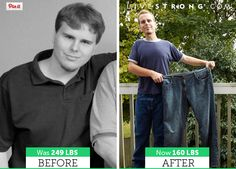How Korey H. Lost 89 Pounds | LIVESTRONG.COM