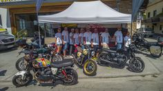 Free Spirits with friends! www.freespirits.it #freespirits #friends #tridays #tridays2016 #triumphtridays #triumph #event #motorcycles #moto #motorrad