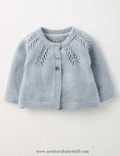 Child Knitting Patterns Cuddly child cardigan Baby Knitting Patterns Supply : Kuscheliger Baby-Cardigan… by marciafriesefotografie