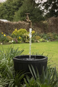 22mm Floating Tap Water Feature Including Pump – The Impossible Floating Tap Company