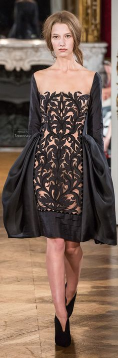 Yulia Yanina Fall-winter 2014-2015.
