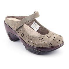 JAMBU Brandy Womens SZ 7.5 Brown Khaki Sandals Flip Flops Platforms Wedges Shoes ebay $74.99