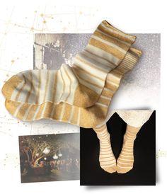 Cocteau Milky socks | Women's secret drawer | Oybō: untuned socks for smart feet