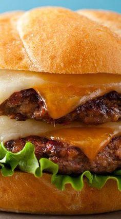 19 Burger Recipes