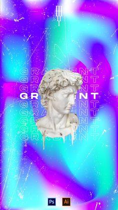 #david #wallpaper #gradient