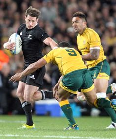 Cory Jane, New Zealand All Blacks (caption:no you're not tackling me. stay, good boy)