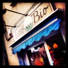 Negozio Biologico Tutto Bio  #GreenWhereabouts #bio #toscana #biocosmetici #organic