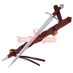 The Waylander Sword With Scabbard and Belt - DS-1539B from Dark Knight Armoury