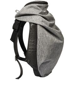Cote et Ciel Grey Nile Backpack | Liberty.co.uk