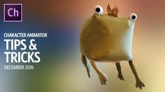 Character Animator Tips & Tricks (December After Effects, Video Effects, Motion Design, Video Editing, Photo Editing, Maya, Adobe Animate, Effects Photoshop, After Effect Tutorial