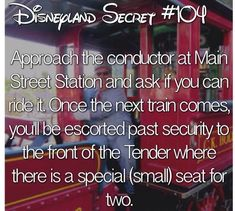 Disneyland facts follow for more :)