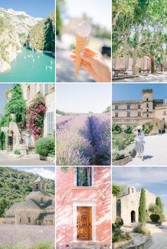 Summer trip in Provence #roadtrip #provence #summertrip
