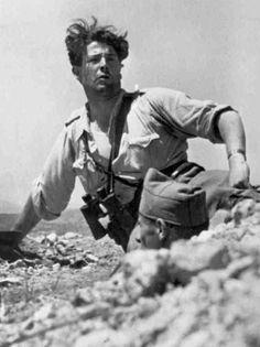 Spain - 1937. - GC - comandant Juan Modesto. Batalla de l'Ebre - Visit to grab an amazing super hero shirt now on sale!