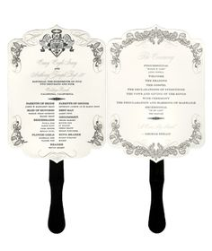 50 Wedding Invitations, Save-the-Dates, and Programs