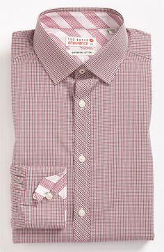 Ted Baker London Trim Fit Dress Shirt