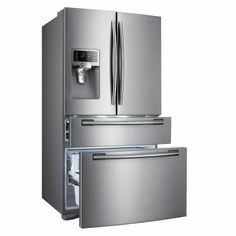 Samsung Stainless Steel 28 Cu. Ft. French Door Refrigerator | ENERGY STAR®