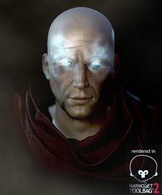 Monk Elemental, Stas Bazilevskiy on ArtStation at https://www.artstation.com/artwork/monk-elemental