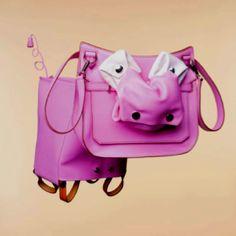 Hermes Pink Jypsiere Cow