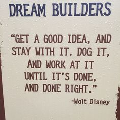 Work your dream!!! Remember why you started!!! http://rickandchele.marketingscents.com/