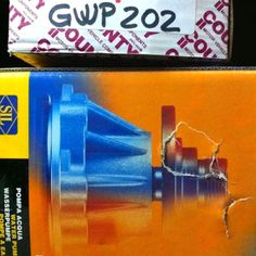 GWP202 Bomba de agua