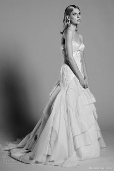 Mariana Hardwick Wedding Dresses — Les Années Folles Bridal Collection | Wedding Inspirasi