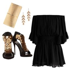 """""""Party time"""" by amaliamatei on Polyvore featuring Giuseppe Zanotti, Chicwish, Nina Ricci, Irene Neuwirth and party Irene, Giuseppe Zanotti, Party Time, Shoe Bag, Polyvore, Stuff To Buy, Shopping, Collection, Design"""