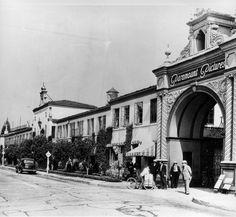 Paramount Studios Entrance