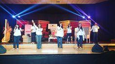Alabanza VNPEM Sur en Congreso de Mujeres