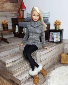 """2,028 """"Μου αρέσει!"""", 37 σχόλια - Barbieswall (@barbieswall) στο Instagram: """"Aqui em minas o frio ja esta no fim! Vou sentir saudades! PISA MENOS FRIOOOO #Barbie #BarbieStyle…"""""""