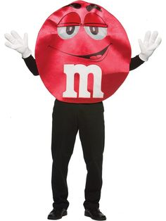 Halloween Red M
