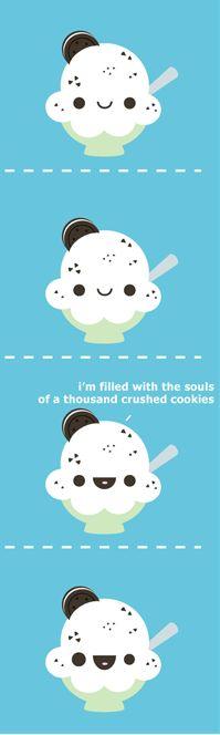 kawaii not ice cream