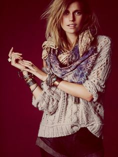 Free People Fluff Sweater at Free People Clothing Boutique