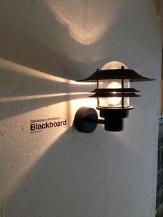 店先の照明!|リノベーションノート(インテリア、家具、雑貨、建築、不動産、DIY、リノベーション、リフォーム)