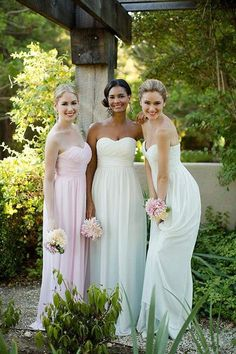 A Line Floor Length Sweetheart Spaghetti Sleeveless Cheap Bridesmaid Dress B235