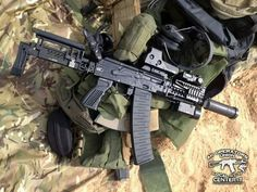 Modern AK47 SBR Loading that magazine is a pain! Get your Magazine speedloader today! http://www.amazon.com/shops/raeind
