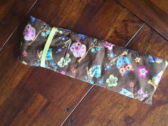 Flötentasche - eines meiner ersten Projekte...