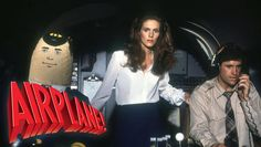 """Check out """"Airplane!"""" on Netflix"""