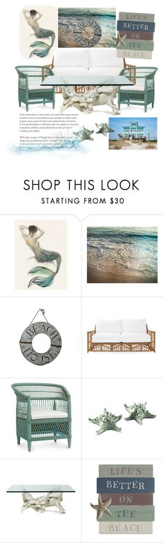 """""""Untitled #371"""" by herladyship-1 ❤ liked on Polyvore featuring interior, interiors, interior design, home, home decor, interior decorating, Serena & Lily and Vagabond House"""