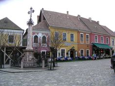 Szentendre Homeland, Hungary, Budapest, Places Ive Been, Europe, Island, Mansions, House Styles, Travel