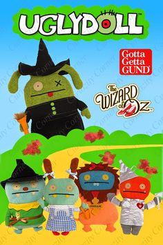 Curiozity Corner: U-G-L-Y Oz Ain't Got No Alibi!!!!