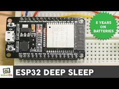 Have you imagined you project to last on regular AA batteries for almost 5 years? This is possible with the ESP32 chip. Find this and other hardware projects on Hackster.io.