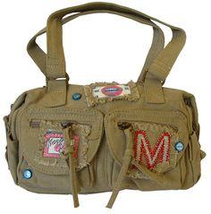 Fashionista Khaki Cute Handbag for Girls