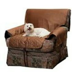 Sta-Put Pet Full Fit Furniture Protector by Solvit - Cocoa PRS#9135 Phancipawsonlinepetstore.com