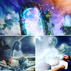 The #Soul Never Sleeps. Like #God, It Is #Eternal, #Immortal and #Invisible. It Traverses The #Spiritual Realms of #Heaven Created by The Word aka #Jesus. Door Portals Lead To Endless #Places Where You Explore. Your #Dreams Are Real #Spirit Body #Experiences. God Speaks To You While Your #Body Sleeps. 🔥💜✝️💙🔥#Truth #listen #inspire #life #inspiration #spiritual #business #spirituality #success #holy #strength #bible #quotes #Christian #motivation ❤️