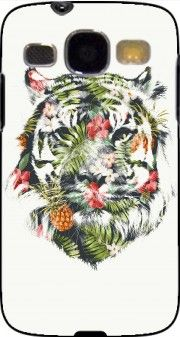 coque Tropical Tiger pour Samsung Galaxy Core Plus G3500